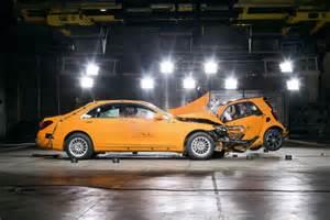 Electric Smart Car Crash Test Crashtest Smart Fortwo Gegen S Klasse Autobild De