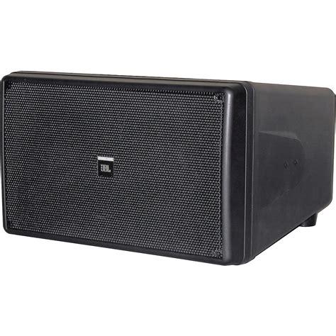 Portable Speaker 10 Inch Model Jbl Dan Power Mixer Cr 410p jbl sb210 dual 10 quot indoor outdoor high output compact subwoofer black ebay
