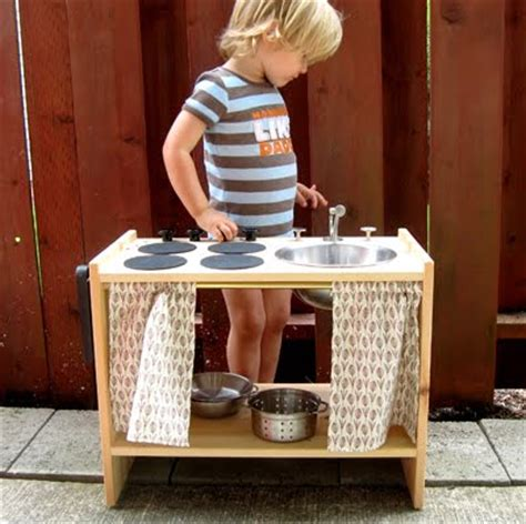How To Repaint A Nightstand 10 Cool Diy Ikea Play Kitchen Hacks Kidsomania