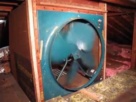 16 inch whole house fan 36 inch whole house fan