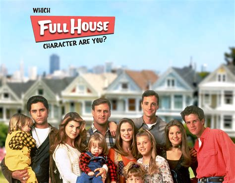 full house characters which full house character are you quiz zimbio