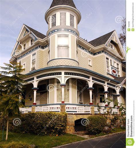 historic house  san jose ca stock photo image