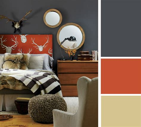 cream and orange bedroom orange bedrooms pinterest bedroom walls light decorating