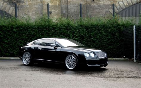 bentley blacked bentley continental gt convertible blue wallpaper