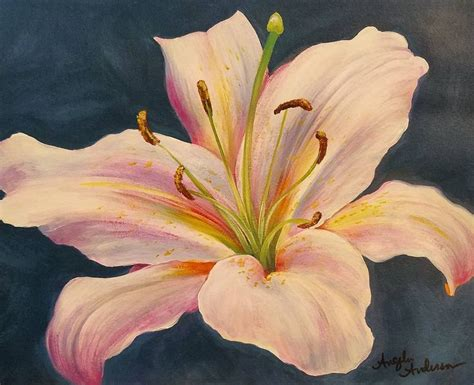 acrylic painting lessons flowers 156 best images about free acrylic painting tutorial