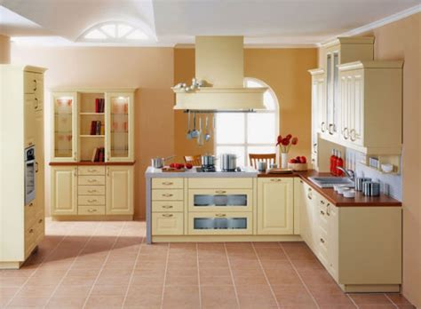 Kitchen Paint Ideas With Wood Cabinets by Painting Wood Kitchen Cabinets Ideas