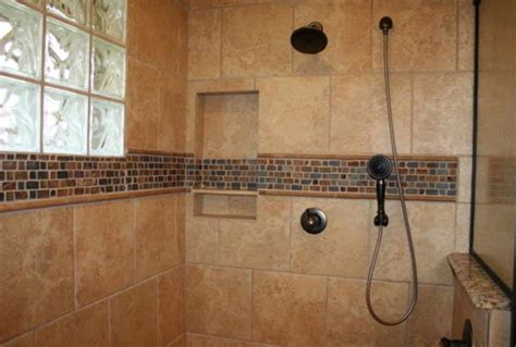 Bathroom Tile Ideas Home Depot Gorgeous Home Depot Shower Tile On Small Master Bath 8 1 2