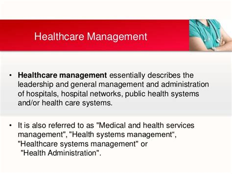 Mba Healthcare Systems Management by Contemporary Issues In Healthcare Management