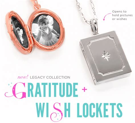Origami Owl Wish Locket - new fall favorites gratitude and wish lockets by origami