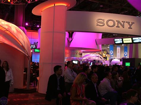 More Sony Handycams Beyond Ces 2007 by Ces 2007 Wrap Up The Booth Tour Bit Tech Net