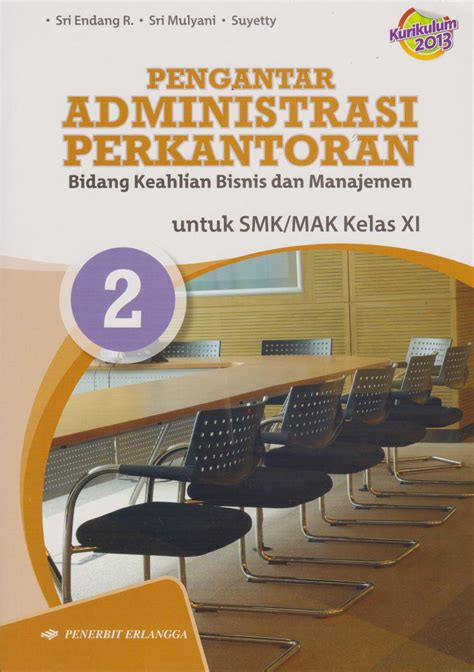 Sains Sd Jl 2 K2013 buku pengantar adm perkantoran jl 2 k2013 sri endang