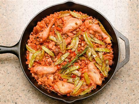 come cucinare la paella come preparare la paella valenciana 15 passaggi