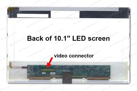 Panel Nobi Screen For Other Nobi Nl2 Replacement Laptop Lcd Screens