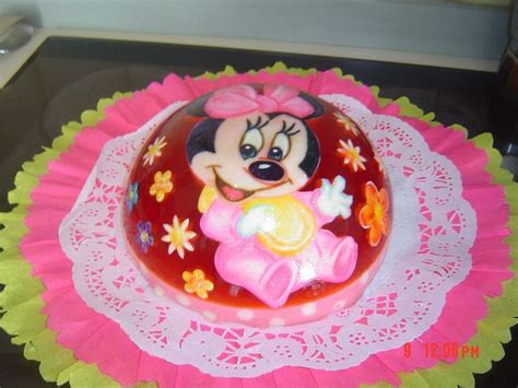 moldes para gelatina de minnie 156 best images about gelatinas decoradas on pinterest