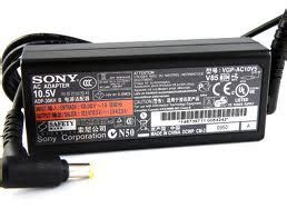 Colokan Charger Sony Vaio Vgn Cr323 adaptor sony 10 5v 1 9a black jakartanotebook