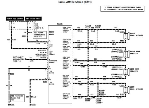 2002 mustang mach radio wiring diagram ford with 2001