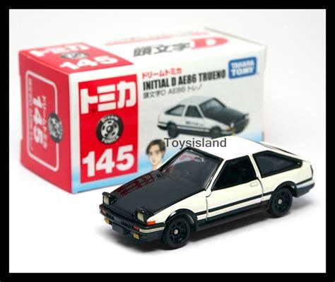 Tomica Initial D Ae86 Trueno tomica 145 initial d toyota ae86 trueno 1 61 tomy diecast car ebay