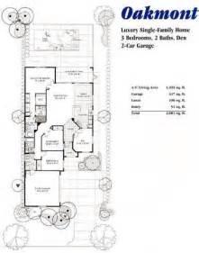 oakmont floor plan valine divosta homes floor plans open
