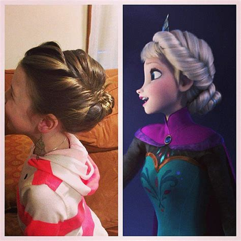 hair updo for dummies 25 best ideas about frozen hairstyles on pinterest