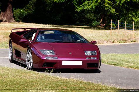 Purple Lamborghini Diablo by Lamborghini Diablo Purple