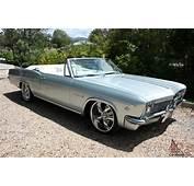 1966 Chevrolet Impala Convertible 350CI 700R 20S Power