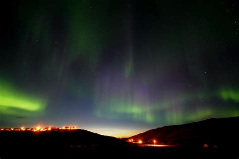 northern lights august spaceweather com august 2009 northern lights gallery