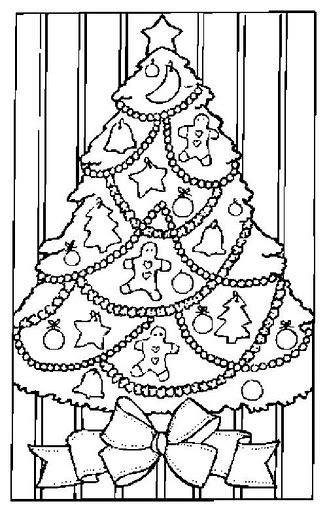 christmas games: christmas tree coloring for kids | make