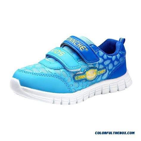 kids comfortable shoes cheap connche girls kids shoes breathable sports shoes