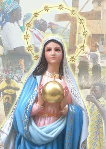imagen virgen maria reina mar 237 a reina de las misiones