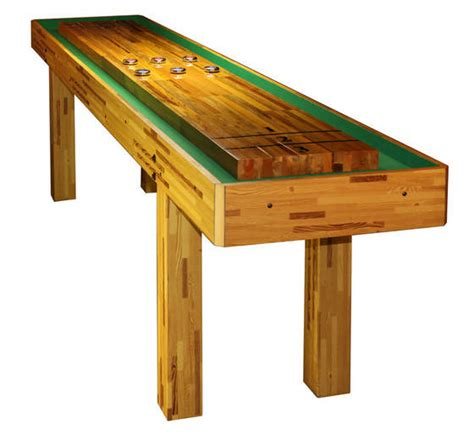 sell shuffleboard table bowling game table