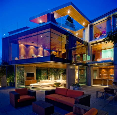 house in california impressive glass house in california by jonathan segal decoholic