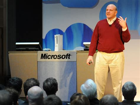 Microsoft Mba Seattle Reddit by Ballmer Betting On Cloud Computing We Re All In The