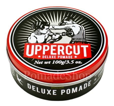 uppercut deluxe waterbased pomade pomadeshop