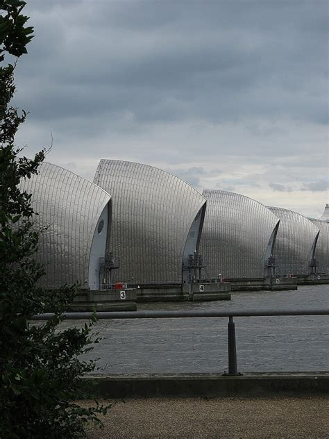 thames barrier co to jest thames barrier park a victim of recession the garden