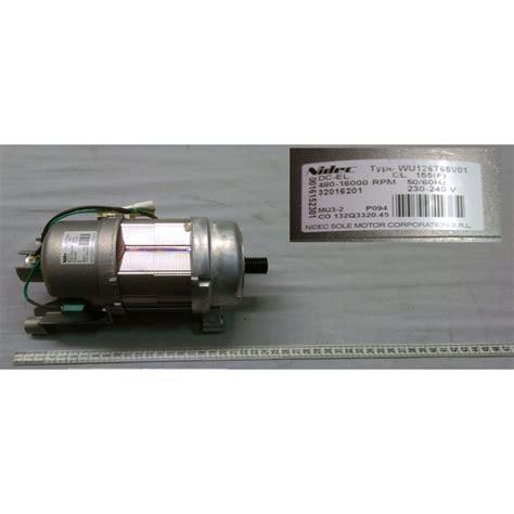 Motor 12 14 Rpm 55 60 61w Amp D