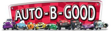 Auto B Good Logo wet cement productions directory bcdb