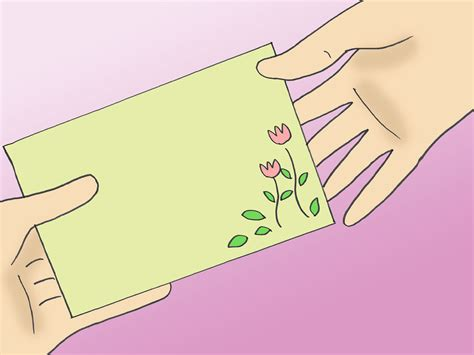 how to make a card for a 5 ways to make a card for s day wikihow