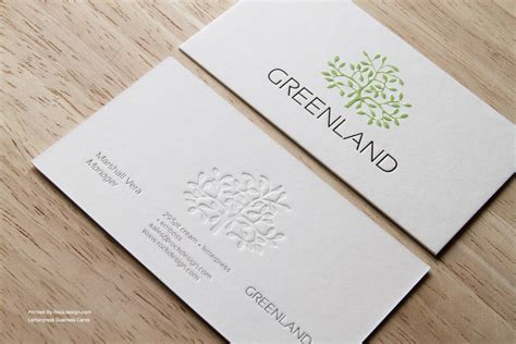 how to make letterpress cards letterpress
