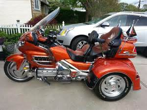2002 Honda Goldwing Trike For Sale 2002 Honda Goldwing Gl1800 Trike 7 968 For Sale On