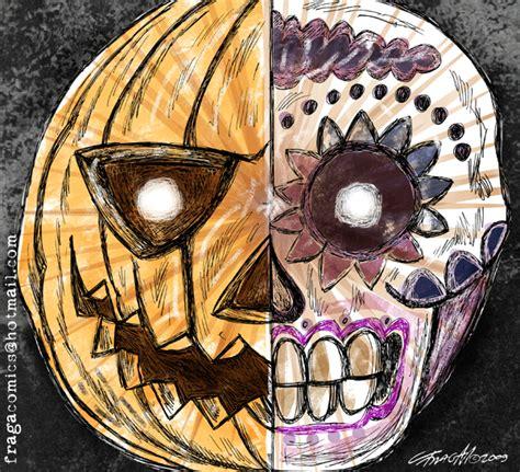 imagenes de halloween o dia de muertos 191 halloween o d 237 a de los muertos ostraca libertad