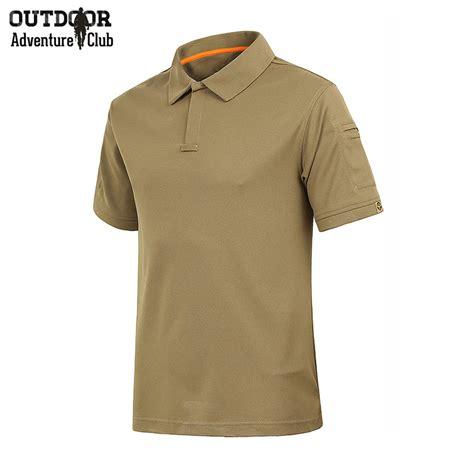 T Shirt Summer Tactical summer army coolmax outdoors tactical t shirt