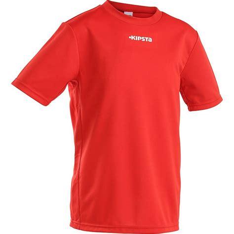 Tshirt Futbol Sala f300 football shirt decathlon