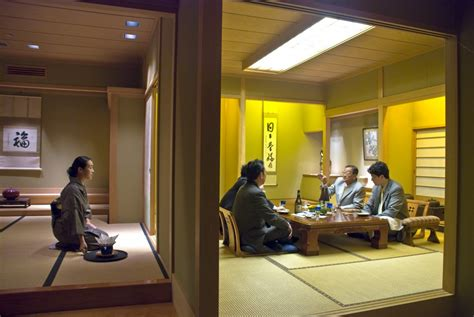 Traditional Japanese Dining Room by Traditional Nakato