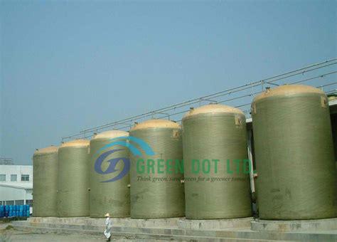 frp vessel water purifiers water treatment plant