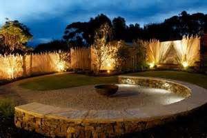 outdoor fence lighting 20 creative ideas of landscape lighting for dramatic