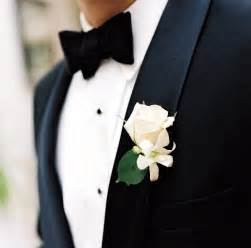 groom s boutonniere flowers classic white boutonnieres for today s weddings evantine design