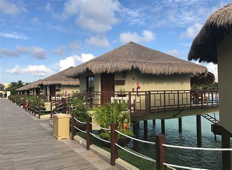 mexico bungalow resorts overwater bungalows in mexico at el dorado maroma s palafitos