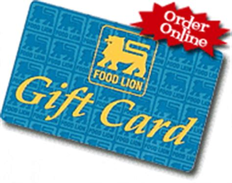 Gift Cards At Food Lion - helping the horses