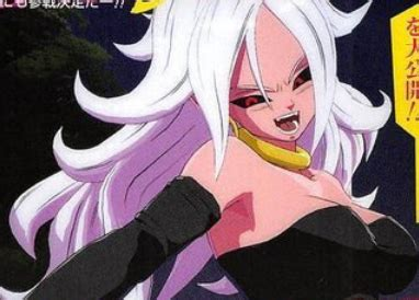Will Android 21 Be In The Anime by Android 21 Wiki Fandom Powered By Wikia