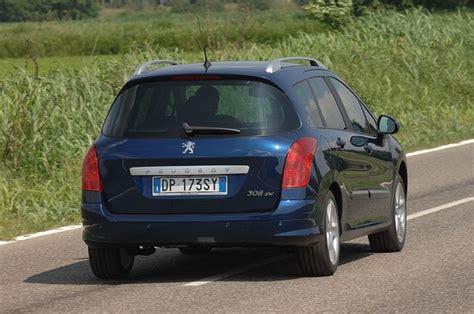 peugeot 308 sw al volante prova peugeot 308 scheda tecnica opinioni e dimensioni 1 4